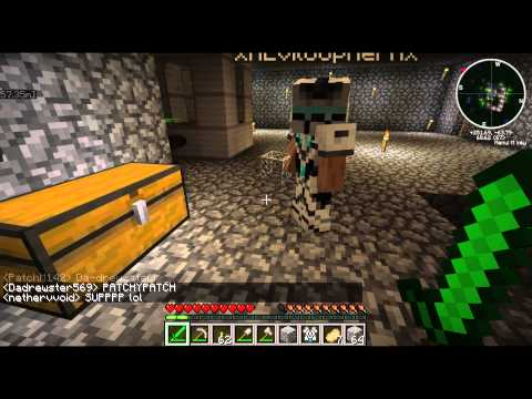 Voltz World War Minecraft Power Armor Ep 1