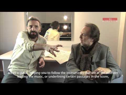 Riccardo Chailly e Stefano Bollani al cinema con la Filarmonica della Scala