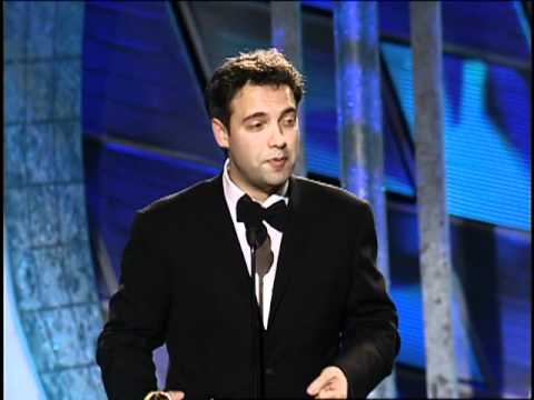 007 Skyfall Director Sam Mendes Wins Best Director Motion Picture - Golden Globes 2000