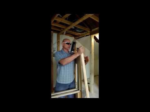 Home Depot sliding pocket door frame installation instructions