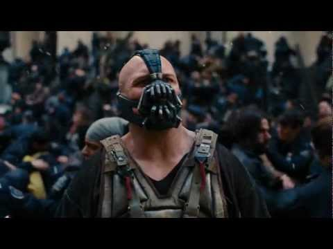 The Dark Knight Rises- Batman & Bane's Second Fight