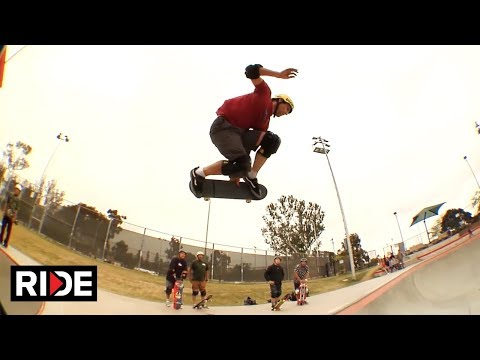 Andy Macdonald Video Part  - Linda Vista Skatepark