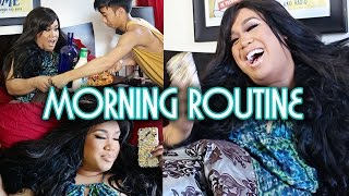 MY MORNING ROUTINE | PatrickStarrr