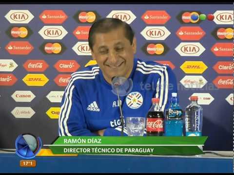 Palpitando Argentina – Paraguay  -Telefe Noticias