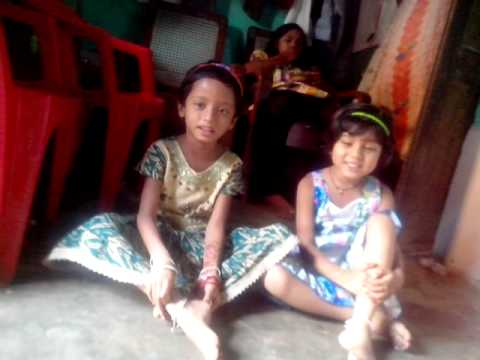 Maiya Yashoda Ye Tera Kanhaiya By Shreya And Riya video