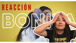 Reaccionando a ¨Kenia Os - Bonita (Video Oficial)¨