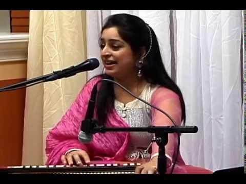 Poojaa Shah Talwar sings Dasht-e-Tanhai