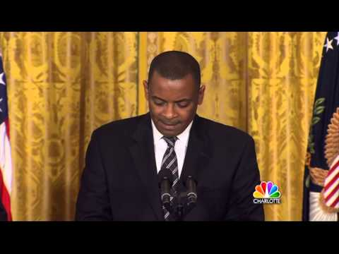 Anthony Foxx nominated as US Secretary of Transportation (Entire Speech)