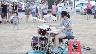 2014.07.20 爵士鼓 羅仕茹(羅小白) - Sexy Love