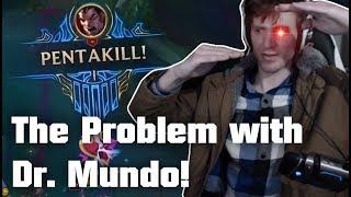 Hashinshin: The Problem with Mundo.. | Darius Pentakill!! ft. Karasmai