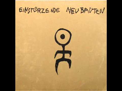 Einstürzende Neubauten - Kollaps (1981) (Full Album)