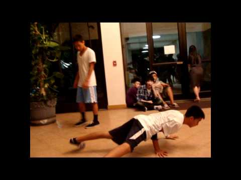 Carthage Missouri Bboy Session Lobby 2011