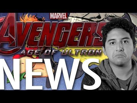 News.-Análisis trailer Vengadores 2, Nueva Robin, Halo y más