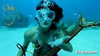 Only in the Keys Underwater Music Festival