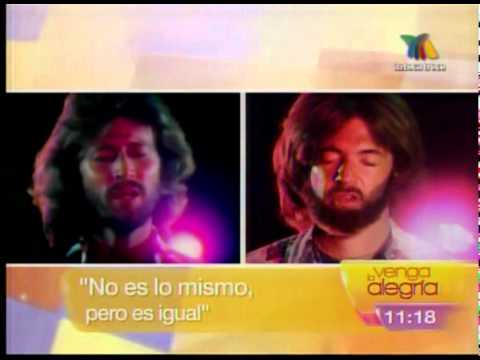 No Es Lo Mismo Pero Es Igual - Bee Gees (How Deep Is Your Love) Parte 2