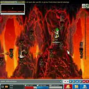 MapleStory - Zakum Jump Quest
