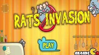 Rats Invasion Walkthrough All Levels 1 - 30