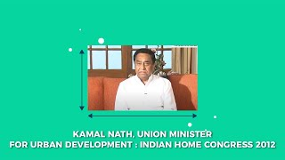 Kamal Nath  Union Minister for Urban