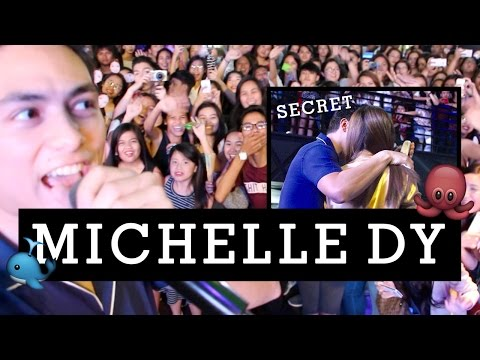 Meet And Greet FANS GOING CRAZY!! (MICHELLE DY and I Have a Secret)