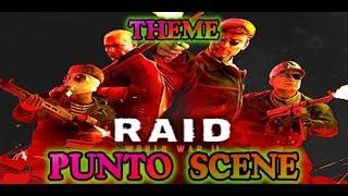 Raid World War II PS4 Theme PKG PlayStation 4 Scene
