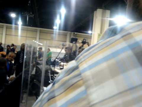 John P. Kee's Band @ COGIC AIM Convention 2010 Pt. 5