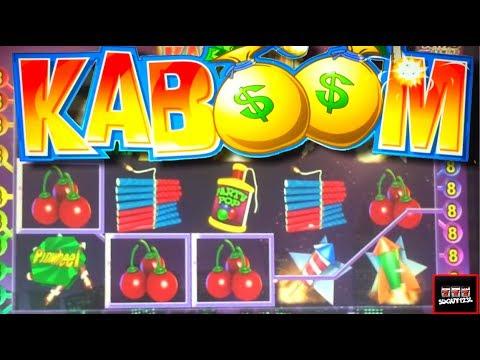Kaboom slot machine online