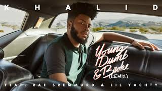 download lagu Khalid   Young Dumb & Broke Remix Feat gratis