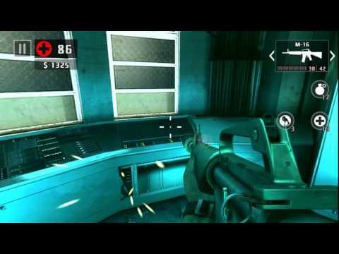 Dead Trigger 2 - Mision final campaña Sudamerica