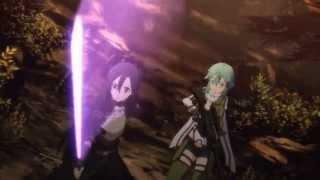 SAO/Sword Art Online season 2: kirito's sword skill