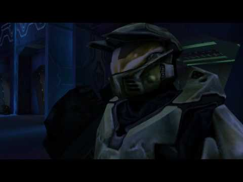 All Halo 1 Cutscenes: Part 1 in HD!