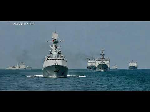 Срочно! Китайский флот в средиземном море переходит под командование России