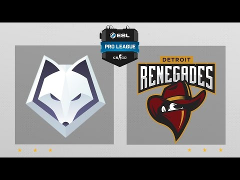 CS:GO - Winterfox vs. Renegades [Train] Map 1 - ESL Pro League Season 5 - NA Matchday 21