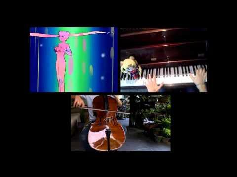Sailor Moon- Crystal Power Make-up (PIANO + CELLO COVER) no SFx
