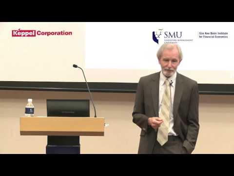 Keppel Professorship Lecture by Professor Peter C.B. Phillip: