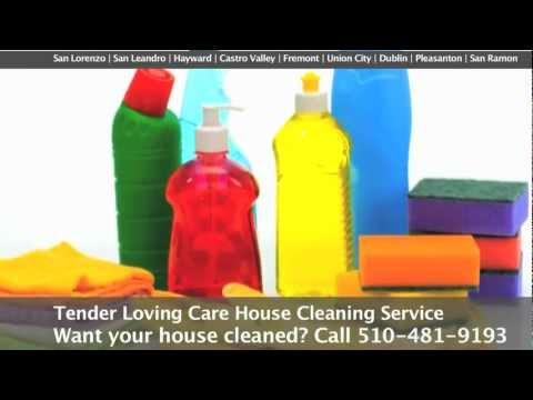Cleaning home services in San Leandro