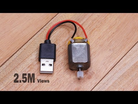 How to make a power bank generator for mobile charger at home
