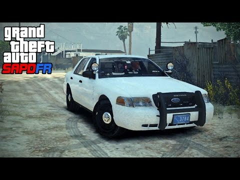 GTA SAPDFR - DOJ 96 - Erratic Pursuit (Law Enforcement)