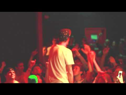 Grieves & DJ Fundo Live @ the Triple Rock Social Club