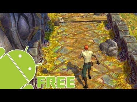 Jogos grátis para Android: Temple Run 2 (Gameplay comentada)