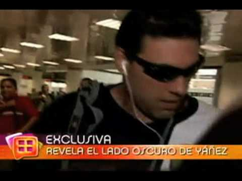 Eduardo Yañez ¿Bisexual y drogadicto?