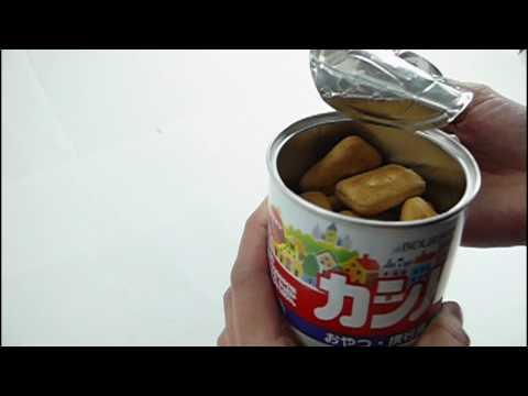 缶入りカンパン100g1缶非常食