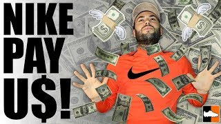 How Much Do Nike Pay Us?!
