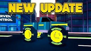 NEW TIRES UPDATE & MORE! (ROBLOX Jailbreak)