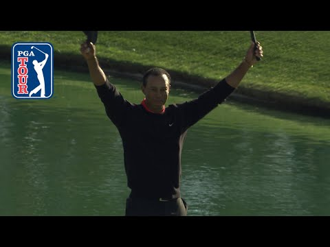Tiger Woods' winning highlights from the 2013 Farmers Insurance Open