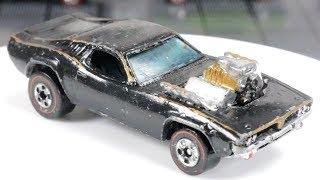 Hot Wheels Customization : Roger Dodger