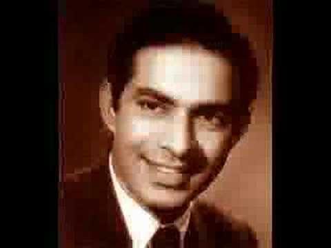 Talat Mahmood - Ae Mere Dil Kahin