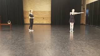 Bet arrive home - scene 5 | wood fairy rehearsal 9/19