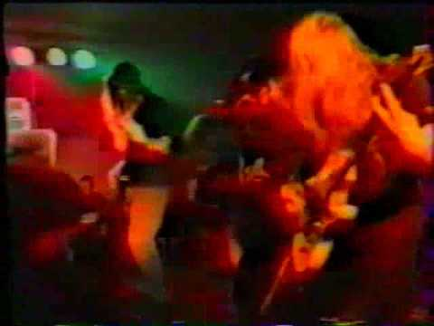 MASSACRE (US) - BIOHAZZARD 1991