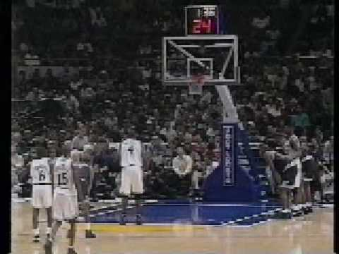 Golden State Warriors vs Orlando Magic 3-22-94 Video