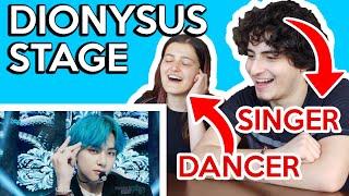 "DANCER & SINGER REACTS TO BTS ""DIONYSUS"""